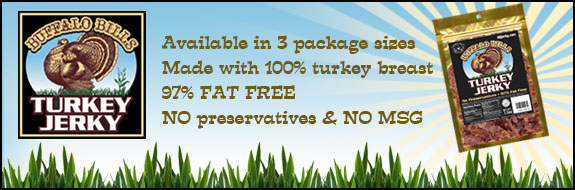 Wholesale Turkey Jerky – Jerky Made With 100% Turkey Breast
