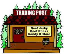 Boy Scout Trading Posts