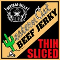 Buffalo Bills Western Cut Beef Jerky