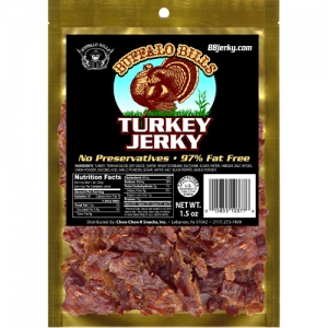 Buffalo Bills Turkey Jerky - 1.5oz Packs