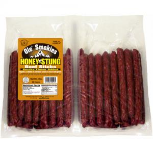 Buffalo Bills Ole' Smokies - 2-lb Saddlebags