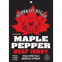 Buffalo Bills Premium Maple Pepper Beef Jerky - 1.5oz Packs
